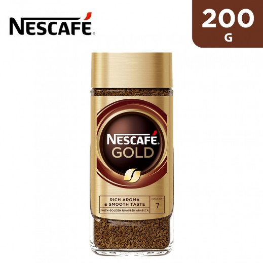Nescafe Gold Rich Aroma & Smooth Instant Coffee 200 g