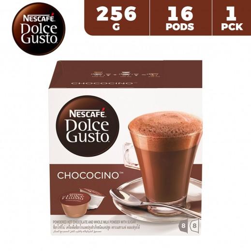Nescafe Dolce Gusto Chococino 256 g (16 capsules)