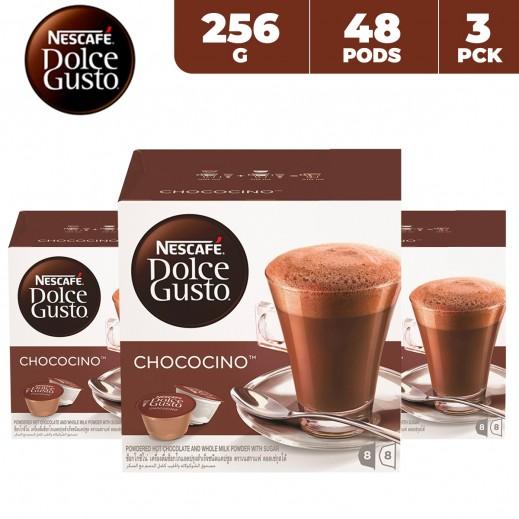 Nescafe Dolce Gusto Chococino 256 g (3 x 16 capsules)