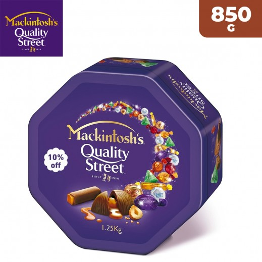 Mackintosh's Quality Street 850g