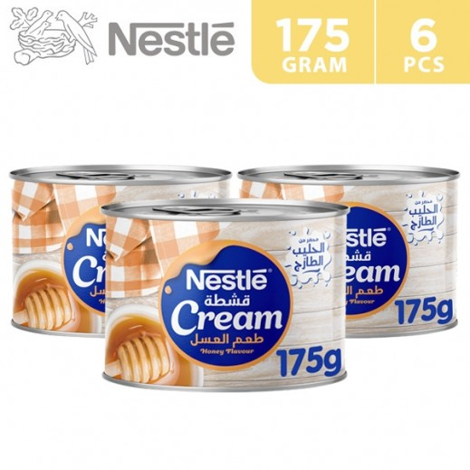 Nestle Cream Honey 6 x 175 g