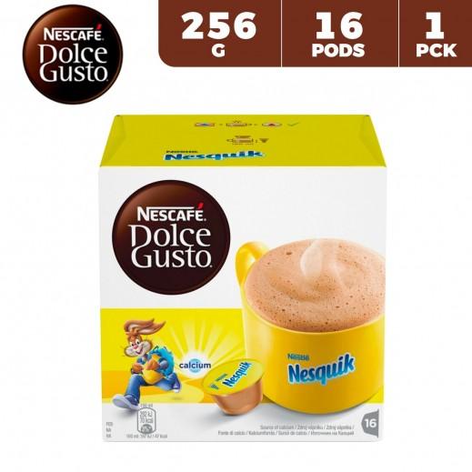 Nescafe Dolce Gusto Cocoa Nesquik 256 g (16 Capsules)