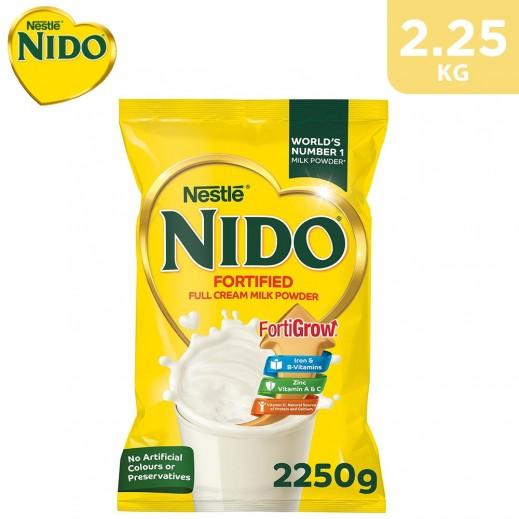 NIDO Full Cream Powder Pouch 2.25 kg