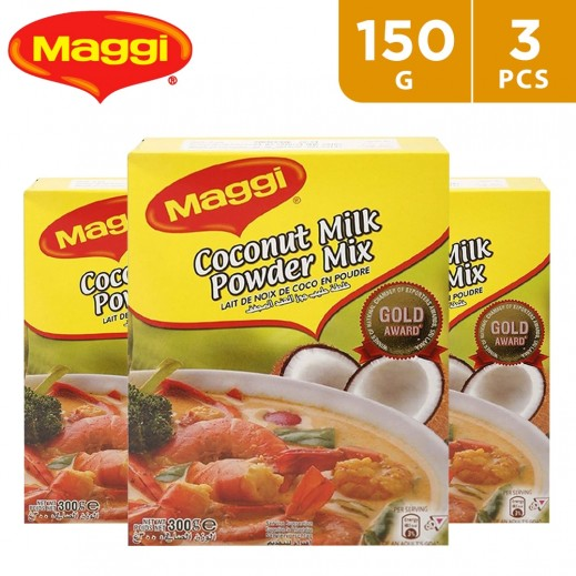 Maggi Coconut Milk Powder Mix 3 x 150 g
