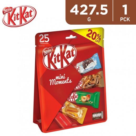 KitKat Mini Moments Milk Chocolate 427.5 g