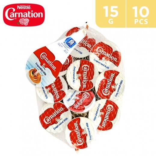 Carnation Evaporated Milk (10 x 15 g)
