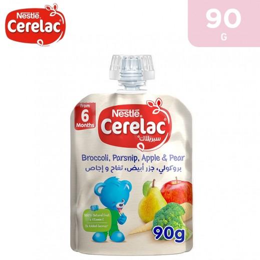 Nestle Cerelac Vegetable & Fruit Baby Food (90 g)