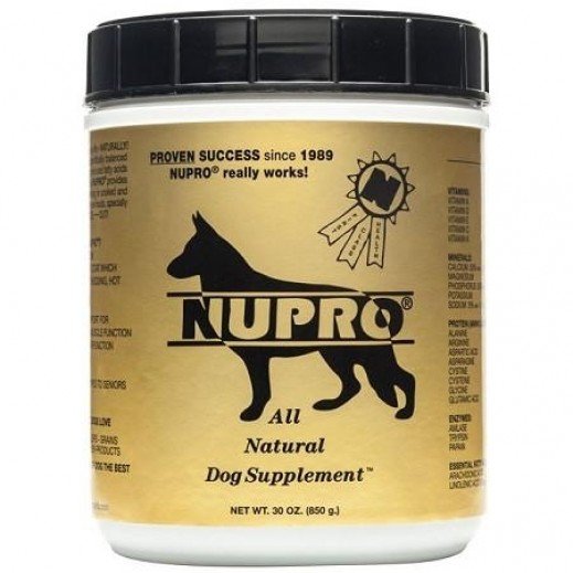 Nupro Gold All Natural Dog Supplement 850 g