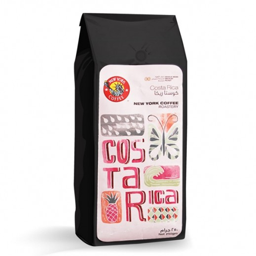 New York Coffee Beans Costa Rica Coffee 250 g