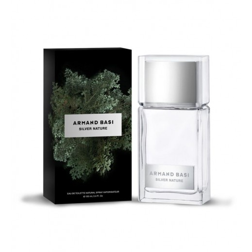 Armand Basi Silver Nature For Him EDT 100 ml - delivered by Beidoun after 4 Working Days