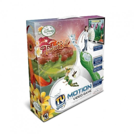 Jakks Pacific TV Games Motion Disney Fairies