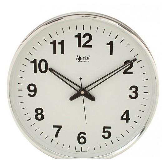 Ajanta Fancy Wall Clock Silent