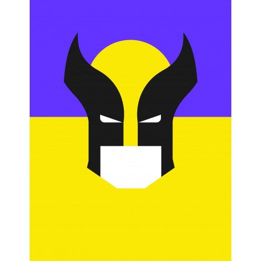 Wolverine Poster - delivered by Berwaz.com
