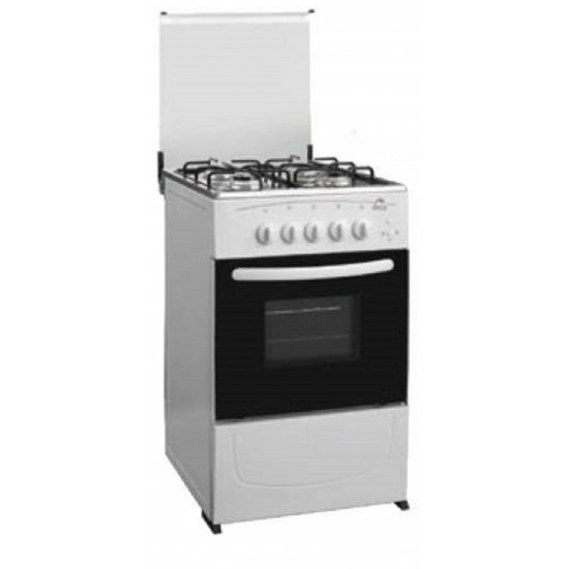 Orca 4 Burner Gas Cooker 50x50cm - delivered by EASA HUSSAIN AL YOUSIFI & SONS COMPANY