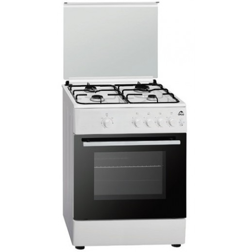 Orca 4 Burner Gas Cooker 60x60cm - delivered by EASA HUSSAIN AL YOUSIFI & SONS COMPANY WITHIN THREE WORKING DAYS