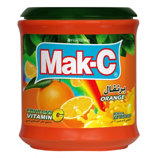 Mak-C Orange Powder Juice 2.5 kg