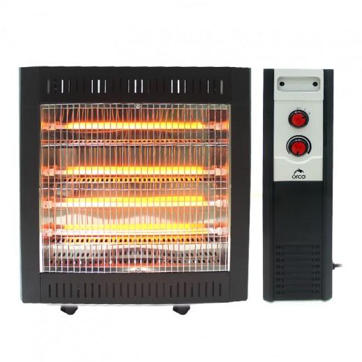 Orca Quartz Heater 2,400 W