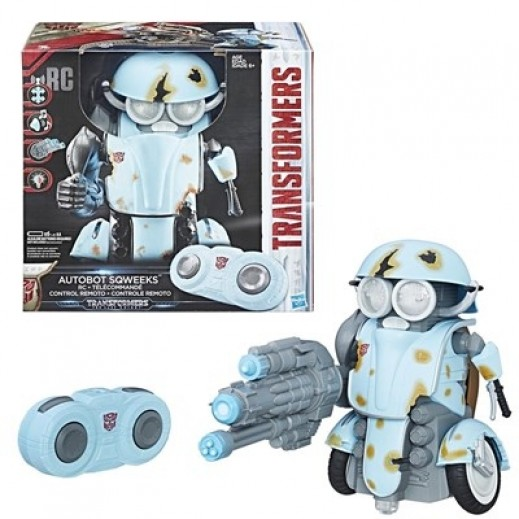 Hasbro Tra Mv5 Autobot Sqweeks Rc