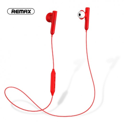 Remax Sport Bluetooth Earphone - Red