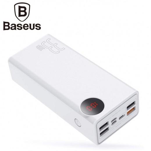 Baseus 30,000 mAh Power Bank – White