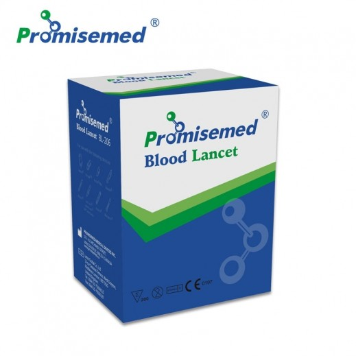 Promisemed Blood Lancet BL-201 100 Pieces