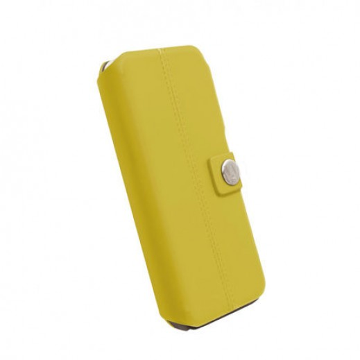Krusell Drop Off Case SmartphoneFor Iphone 6 Yellow