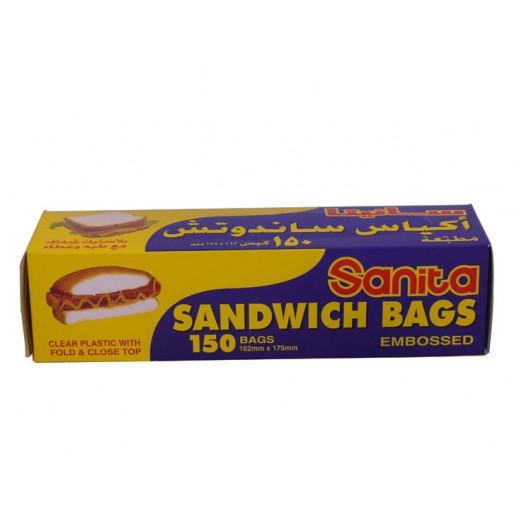 Sanita Sandwich Bags 150 pieces
