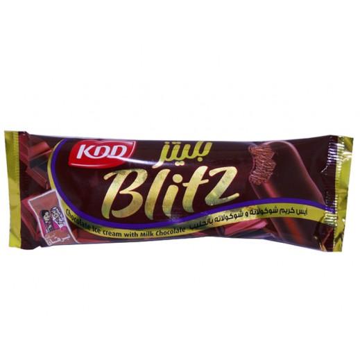 KDD Blitz Chocolate Ice Cream with Milk Chocolate 62.5 ml