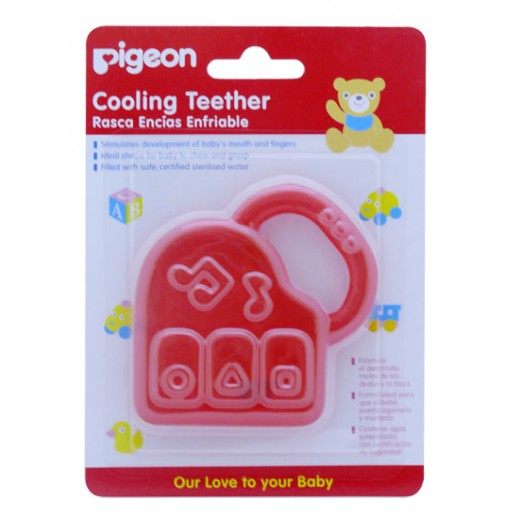 Pigeon Cooling Teether (Piano)