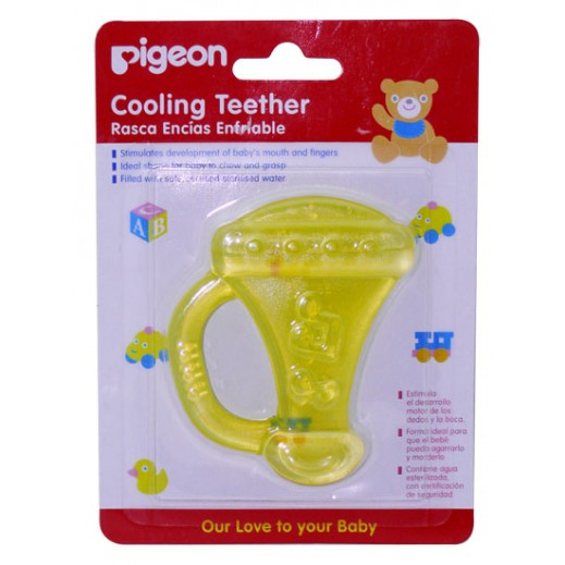Pigeon Cooling Teether (Trumpet)
