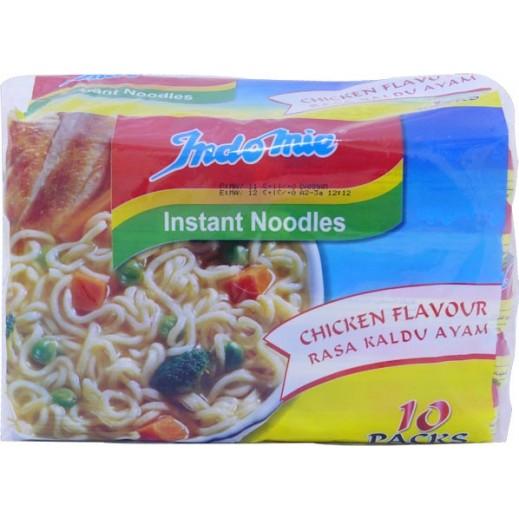 Indomie Instant Noodles Chicken Flavour 10 x 70 g