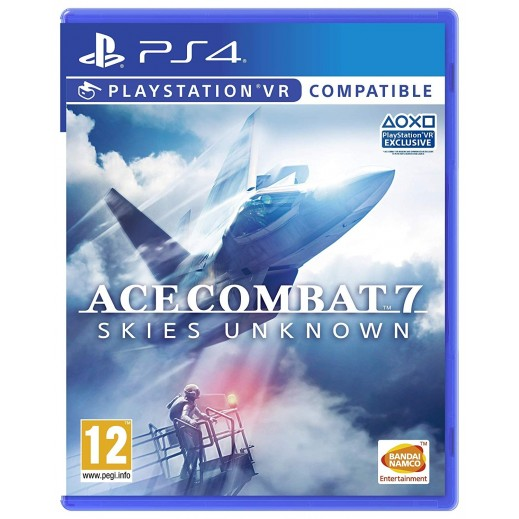 Ace Combat 7: Skies Unknown for PS4 - PAL
