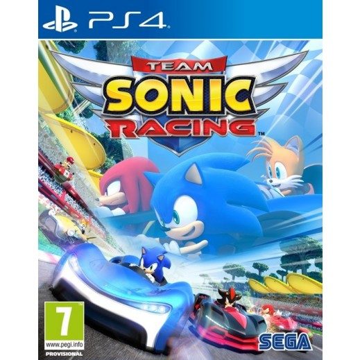 Team Sonic Racing for PS4 – PAL