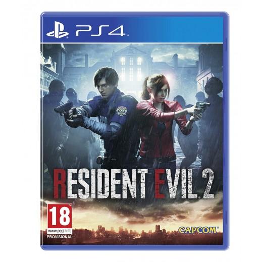 Resident Evil 2 for PS4 - PAL
