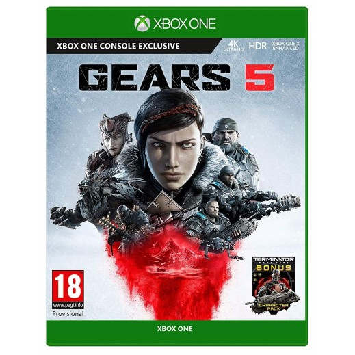 Gears 5 for Xbox One – PAL