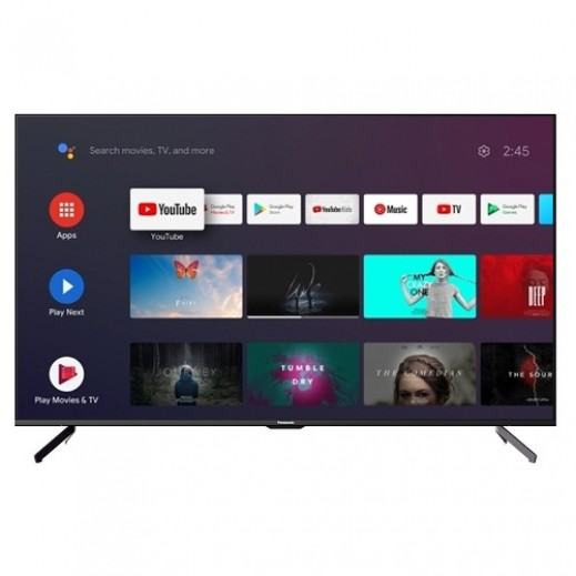 """Panasonic 65"""" UHD-4K SMART TV  - delivered by  AL-YOUSIFI after 3 Working Days"""