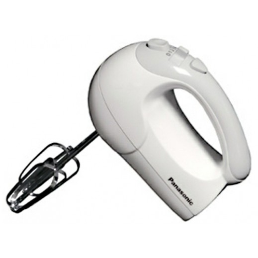 Panasonic 5 Speed Egg Beater & Dough Hook Beater 200W