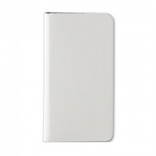 Colorant C3 Slim Wallet case For iphone 6 - White