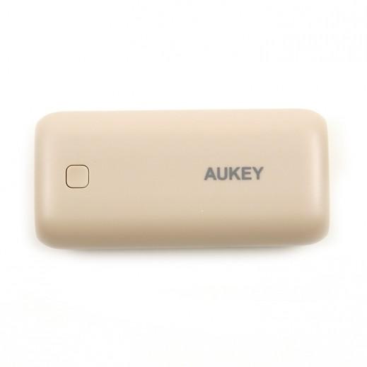 Aukey Mini Power Bank 5000 mAh - Gold