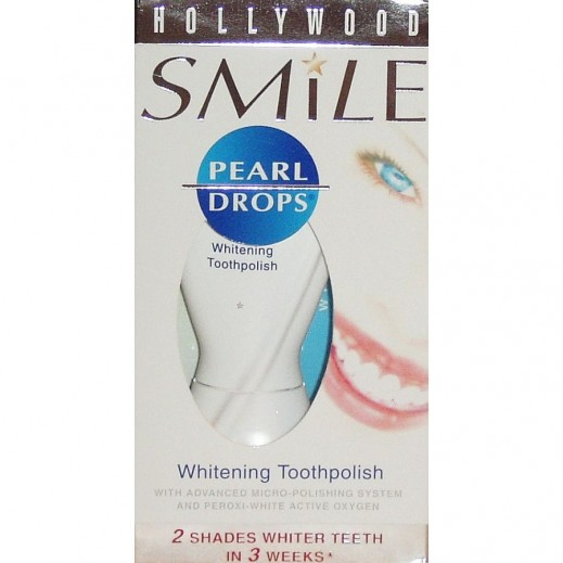 Pearl Drops The Ultimate Hollywood Smile Toothpolish 50 ml