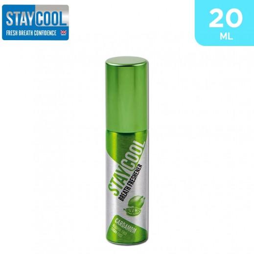 Staycool Cardamom Breath Freshener Spray (20 ml)