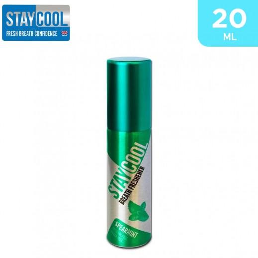 Staycool Spearmint Breath Freshener Spray (20 ml)