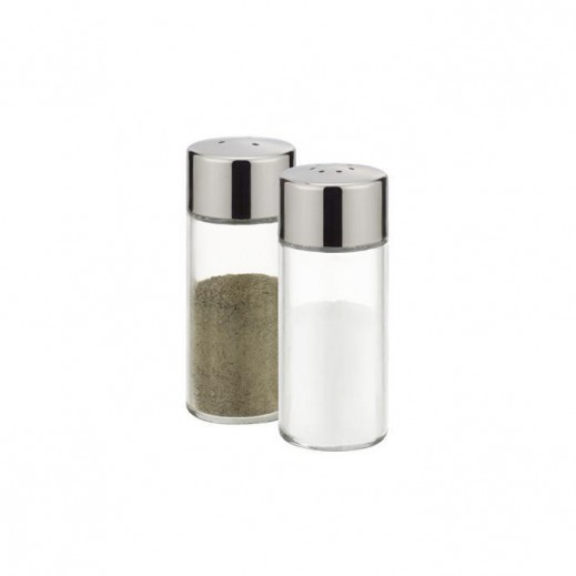 Tescoma Club Salt Shaker And Pepper Pot Set