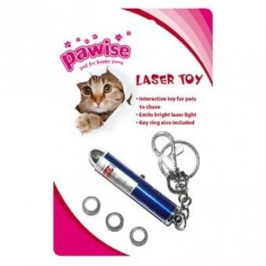 Pawise Laser Toy 7Cm (Assorted)