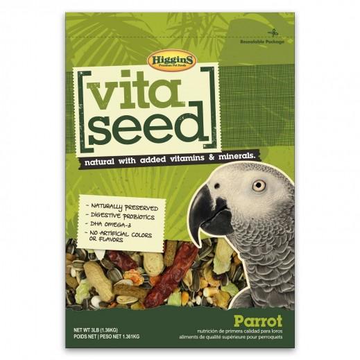 Higgins Vita Seed Parrot 3lbs