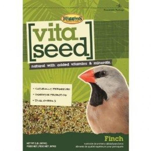 Higgins Vita Seed Finch 2lbs