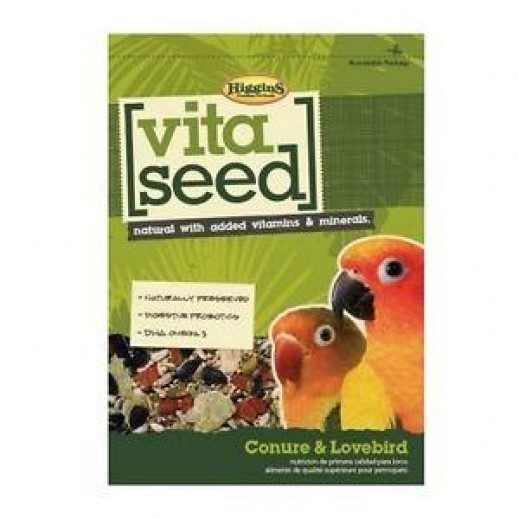 Higgins Vita Seed Conure & Lovebird 1.13 kg