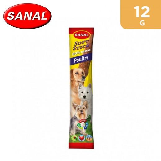 Sanal Soft Stick Meat Poultry 12 g