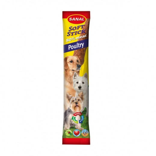 Sanal Soft Stick Meat Poultry 12 g