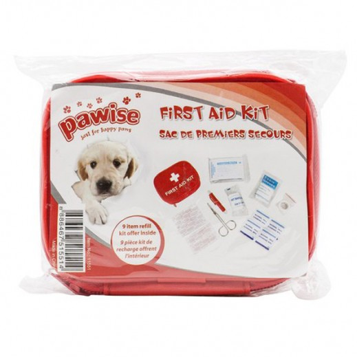 Pawise First Aid Kit For Pets